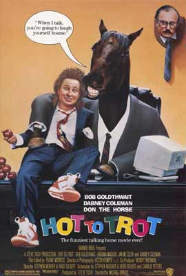 Hot to Trot! - 11 x 17 Movie Poster - Style A