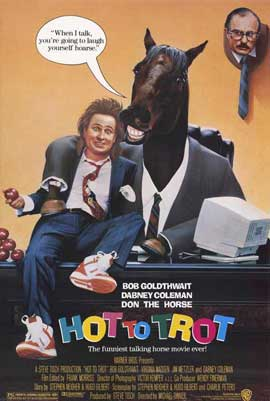 Hot to Trot! - 27 x 40 Movie Poster - Style A