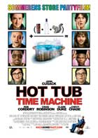 Hot Tub Time Machine - 11 x 17 Movie Poster - Swedish Style A