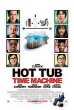 Hot Tub Time Machine - 27 x 40 Movie Poster - Style A