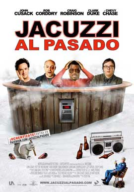 Hot Tub Time Machine - 11 x 17 Movie Poster - Spanish Style A