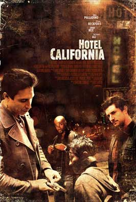 Hotel California - 11 x 17 Movie Poster - Style A