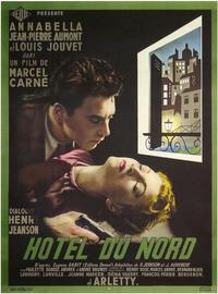 Hotel du Nord - 11 x 17 Movie Poster - French Style A