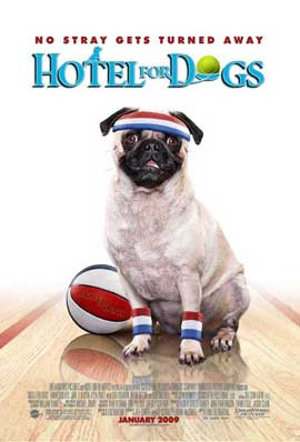 Hotel for Dogs - 11 x 17 Movie Poster - Style A