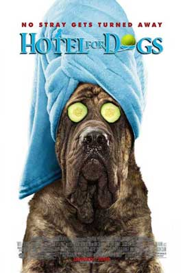 Hotel for Dogs - 11 x 17 Movie Poster - Style B