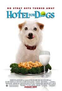 Hotel for Dogs - 11 x 17 Movie Poster - Style E
