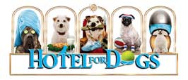 Hotel for Dogs - 20 x 40 Movie Poster - Style A