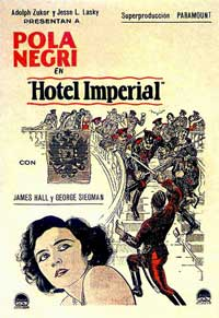 Hotel Imperial - 11 x 17 Movie Poster - Style B