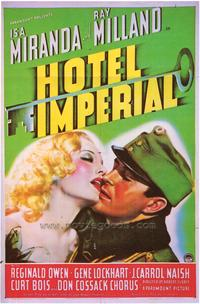 Hotel Imperial - 27 x 40 Movie Poster - Style A