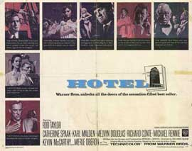 Hotel - 11 x 14 Movie Poster - Style A