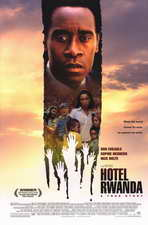 Hotel Rwanda - 11 x 17 Movie Poster - Style A