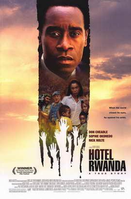 Hotel Rwanda - 11 x 17 Movie Poster - Style A