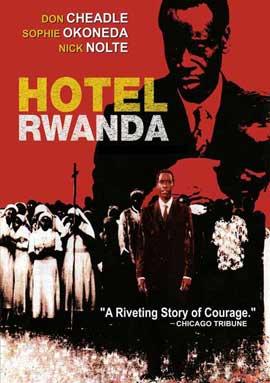 Hotel Rwanda - 11 x 17 Movie Poster - Style B