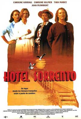 Hotel Sorrento - 11 x 17 Movie Poster - Spanish Style A