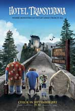 Hotel Transylvania - 11 x 17 Movie Poster - Style A