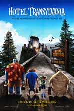 Hotel Transylvania - DS 1 Sheet Movie Poster - Style A