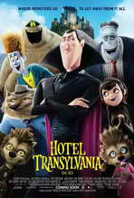 Hotel Transylvania - 27 x 40 Movie Poster - Style B
