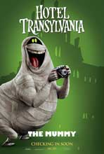 Hotel Transylvania - 27 x 40 Movie Poster - Style C