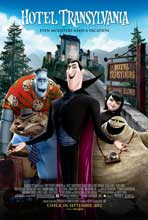 Hotel Transylvania - 11 x 17 Movie Poster - Style I