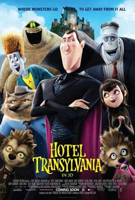 Hotel Transylvania - 11 x 17 Movie Poster - Style B