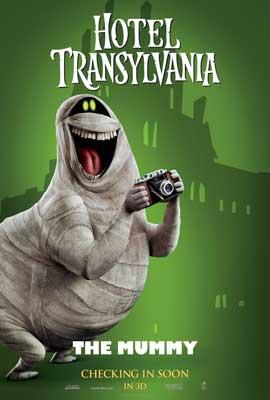 Hotel Transylvania - 11 x 17 Movie Poster - Style C