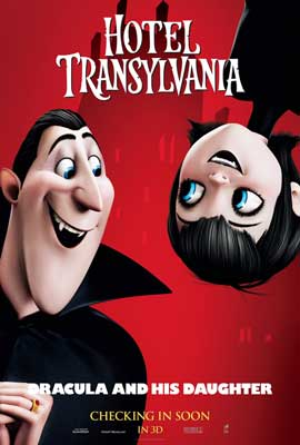 Hotel Transylvania - 27 x 40 Movie Poster - Style D