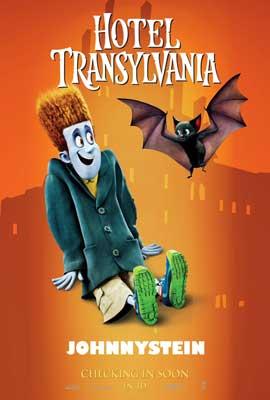 Hotel Transylvania - 11 x 17 Movie Poster - Style E