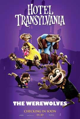 Hotel Transylvania - 27 x 40 Movie Poster - Style G