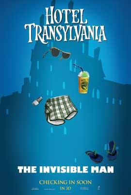 Hotel Transylvania - 11 x 17 Movie Poster - Style H