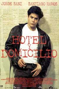 Hotel y domicilio - 11 x 17 Movie Poster - Spanish Style A