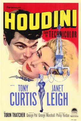 Houdini - 11 x 17 Movie Poster - Style A