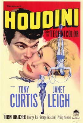 Houdini - 27 x 40 Movie Poster - Style A