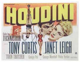Houdini - 27 x 40 Movie Poster - Style B