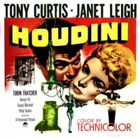 Houdini - 11 x 14 Movie Poster - Style A