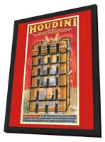 Houdini - 11 x 17 Movie Poster - Style B - in Deluxe Wood Frame