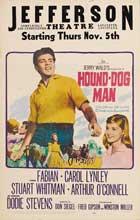 Hound-Dog Man - 11 x 17 Movie Poster - Style C