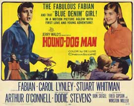 Hound-Dog Man - 11 x 14 Movie Poster - Style A