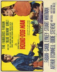 Hound-Dog Man - 22 x 28 Movie Poster - Half Sheet Style A