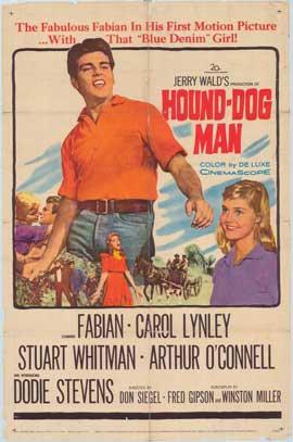 Hound-Dog Man - 11 x 17 Movie Poster - Style A