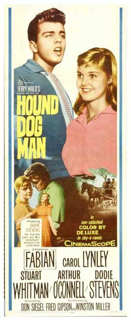 Hound-Dog Man - 14 x 36 Movie Poster - Insert Style A