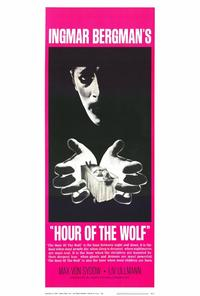 Hour of the Wolf - 27 x 40 Movie Poster - Style B