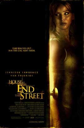 House at the End of the Street - 11 x 17 Movie Poster - Style A