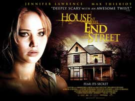House at the End of the Street - 22 x 28 Movie Poster - Style A