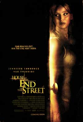 House at the End of the Street - DS 1 Sheet Movie Poster - Style A