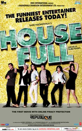 House Full - 11 x 17 Movie Poster - Style A