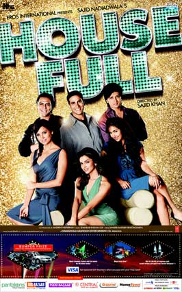 House Full - 27 x 40 Movie Poster - Style B