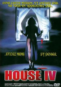 House IV - 11 x 17 Movie Poster - French Style A