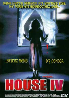 House IV - 27 x 40 Movie Poster - French Style A