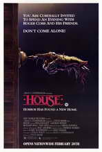 House - 27 x 40 Movie Poster - Style A