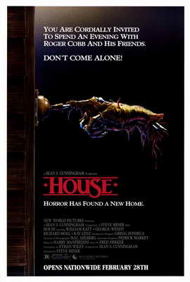 House - 11 x 17 Movie Poster - Style A